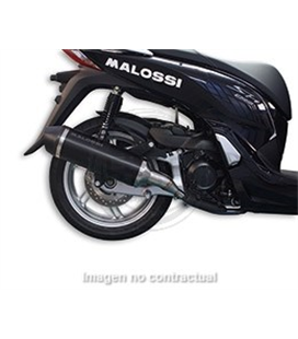 ESCAPE MALOSSI RX BLACK HONDA SH 300
