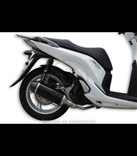 ESCAPE MALOSSI RX BLACK HONDA SH 125 ABS