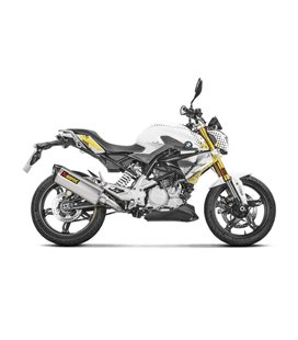 BMW G 310 R ABS  2016-2017 AKRAPOVIC