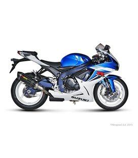 SUZUKI GSX-R 600  2011-2016 AKRAPOVIC