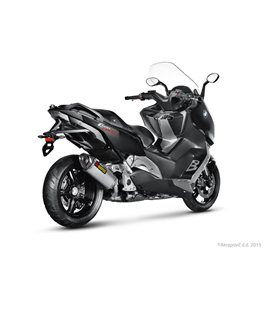 BMW C 600 SPORT ABS  2012-2015 AKRAPOVIC