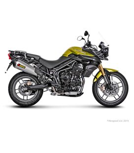 TRIUMPH TIGER 800 XR ABS  2015-2015 AKRAPOVIC