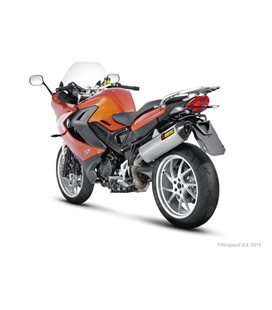 BMW F 800 R CHRIS PFEIFFER EDITION 2010-2010 AKRAPOVIC