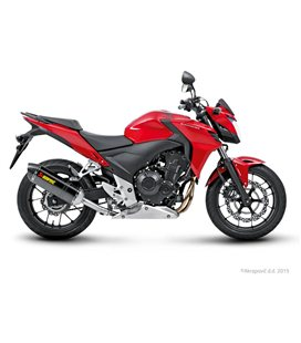HONDA CB 500 X ABS  2013-2015 AKRAPOVIC