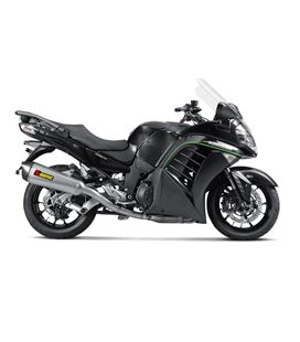 KAWASAKI GTR 1400 ABS GRAND TOURER 2011-2013 AKRAPOVIC