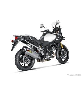 SUZUKI DL 1000 ABS V-STROM 2014-2016 AKRAPOVIC