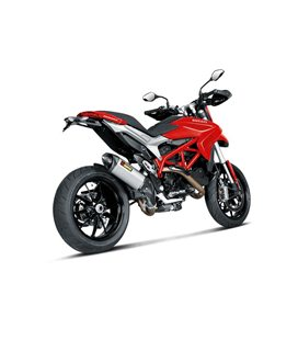 DUCATI HYPERMOTARD 821 SP ABS  2013-2015 AKRAPOVIC
