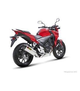 HONDA CB 500 F ABS  2013-2015 AKRAPOVIC