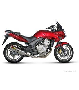 HONDA CBF 600 S  2008-2013 AKRAPOVIC