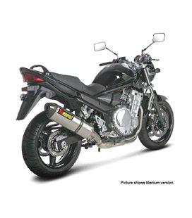 SUZUKI GSF 1250 ABS BANDIT 2007-2012 AKRAPOVIC