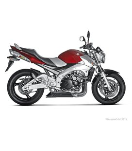 SUZUKI GSR 600 ABS  2007-2011 AKRAPOVIC