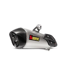 BMW C 650 GT ABS  2016-2017 AKRAPOVIC
