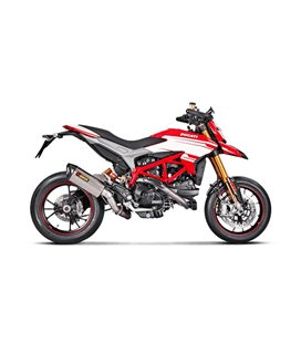DUCATI HYPERMOTARD 939 SP ABS  2016-2017 AKRAPOVIC