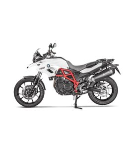 BMW F 800 GS ABS  2017-2017 AKRAPOVIC