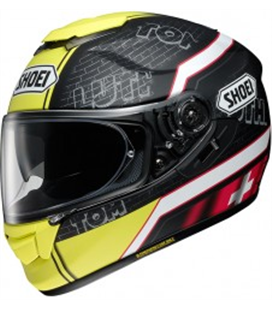 SHOEI GT AIR LUTHI TC-3 (MATT) EDICION LIMITADA