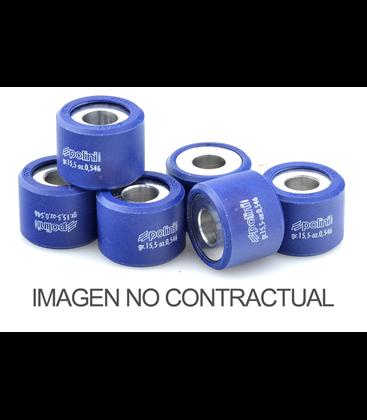 PIAGGIO SUPER HEXAGON GTX 125 4T-H2O (01-02) RODILLOS POLINI
