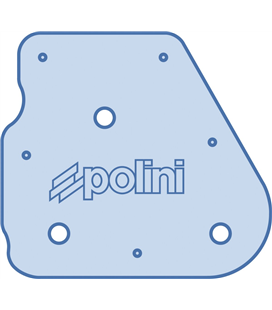 APRILIA SONIC GP 50 2T-H2O (97-13) CAJA FILTRO AIRE POLINI