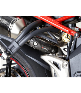 TRIUMPH SPEED TRIPLE 1050 R  2012-2012 AKRAPOVIC