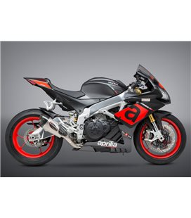 APRILIA RSV 4 2013 - 2016 SILENCIOSO STREET SERIES ALPHA T WORKS FINISH