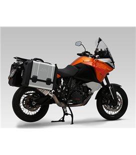 KTM ADVENTURE 1190 2013 - 2014 SILENCIOSO HEPTA FORCE