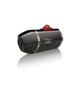 KTM RC 390 2015 - 2018 SILENCIOSO RS9