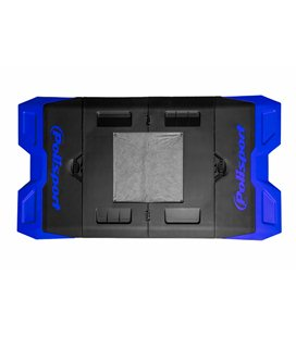 ALFOMBRA PLASTICA DE BOX POLISPORT AZUL 8982200003