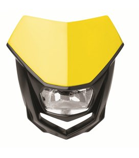 CARETA POLISPORT HALO AMARILLO 8657400003