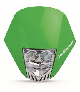 CARETA POLISPORT HMX LED VERDE 8657100007