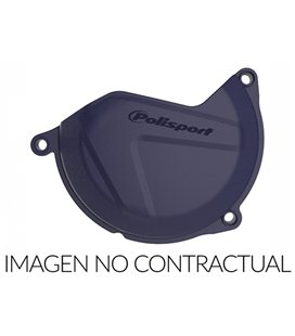 PROTECTOR TAPA DE EMBRAGUE POLISPORT HUSQVARNA AZUL 8460500003
