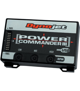 DUCATI MONSTER 1000 S4R 07' - 08' POWER COMMANDER III USB