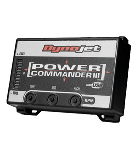 SUZUKI GSR 600 06' - 06' POWER COMMANDER III USB