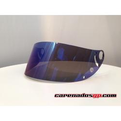Visera - Pantalla para casco Shark RSR2 Iridium Plata