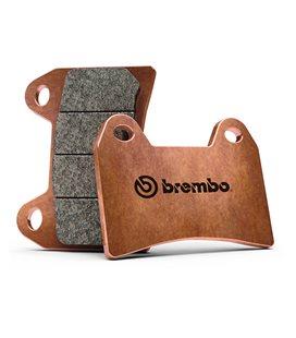 PIAGGIO MP3 HYBRID 125 (10-16) TRASERAS BREMBO SCOOTER