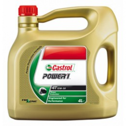 ACEITE 4T POWER 1 RACING 4T 4L 10W50 CASTROL