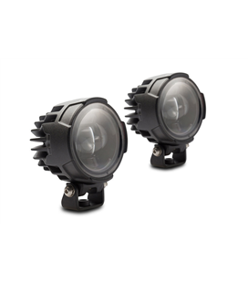EVO FOG LIGHT KIT BLACK. KTM LC8 950 / 990 ADVENTURE.