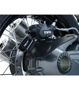 BMW R1200 NINE-T ( SANS BOUCLE ARRIÈRE) 14-17 SOPORTE PORTAMATRICULAS R&G