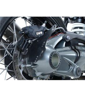 BMW R1200 NINE-T( AVEC BOUCLE ARRIÈRE) 14-17 SOPORTE PORTAMATRICULAS R&G