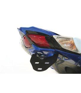 SUZUKI GSX-R1000 09-16 SOPORTE PORTAMATRICULAS R&G