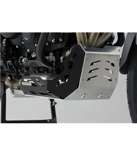 ENGINE GUARD BLACK. TRIUMPH TIGER 800 MODELS ,10-16.