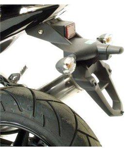 HYOSUNG GT125R/GT250R/GT650 09- SOPORTE PORTAMATRICULAS R&G
