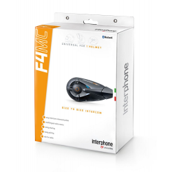 INTERCOMUNICADOR F4 XT INDIVIDUAL INTERPHONE