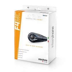 INTERCOMUNICADOR F4 XT INDIVIDUAL INTERPHONE