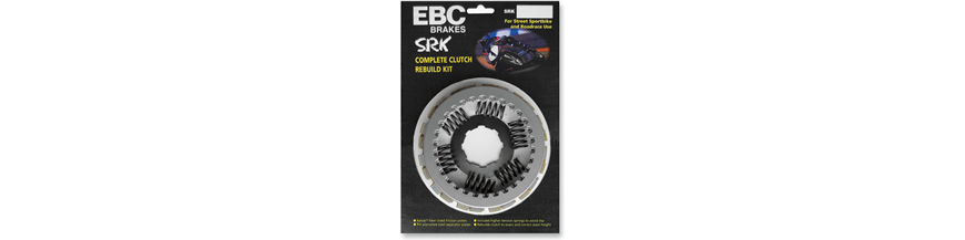 KIT EMBRAGUE COMPLETO EBC