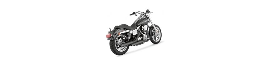 TUBOS VANCE & HINES TWIN SLASH