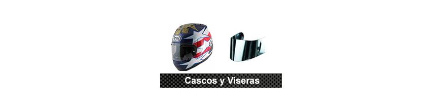 VISERAS - PANTALLAS CASCOS