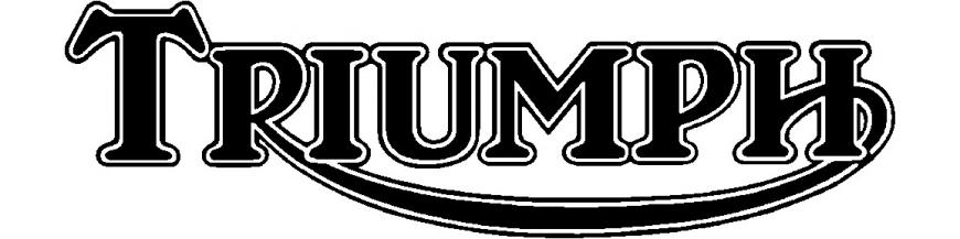 Triumph Cúpulas Barracuda