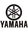 YAMAHA PORTAMATRICULAS R&G