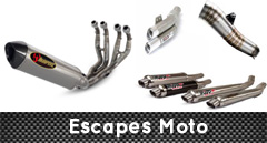 Escapes Moto